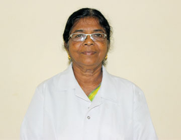 Dr. Rajamma Jon