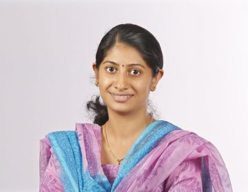 Dr. Amrutha Mary Zachariah