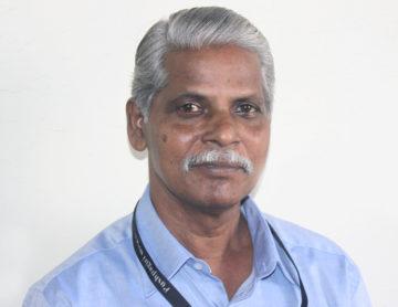 Dr. K. K. Sukumaran