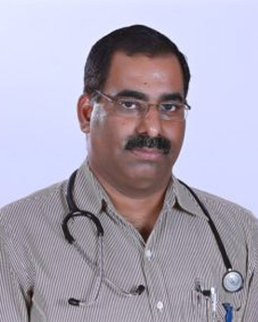 Dr. Jacob Abraham.