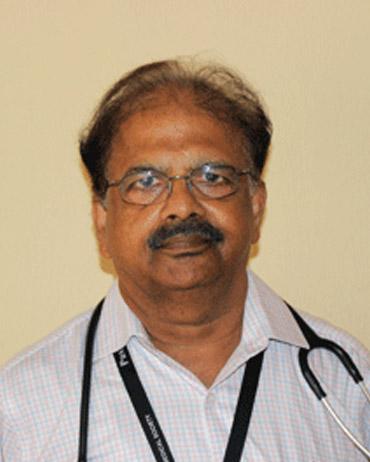 Dr. N. Krishnan Namboodhri
