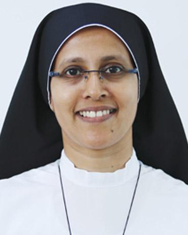Dr. Sheena Varghese (Sr. Liza SIC)