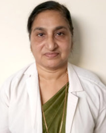 Dr. Mercy Rachel Mathew