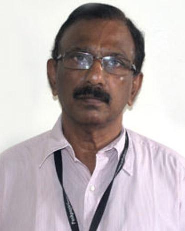 Dr. K. N. Rajan Babu