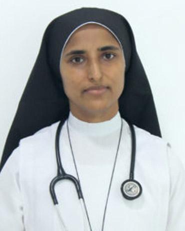 Sr. Dr. Sampreetha sic